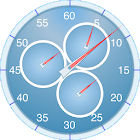 Analog Interval Stopwatch Pro - hiit workout timer icon
