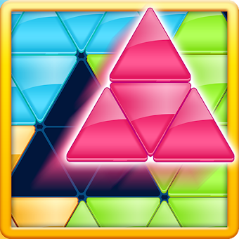 Block! Triangle puzzle: Tangram