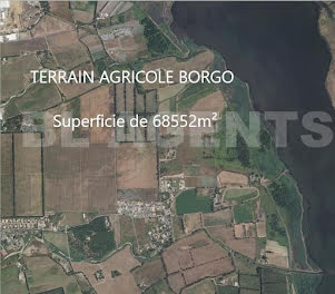 terrain à Borgo (2B)