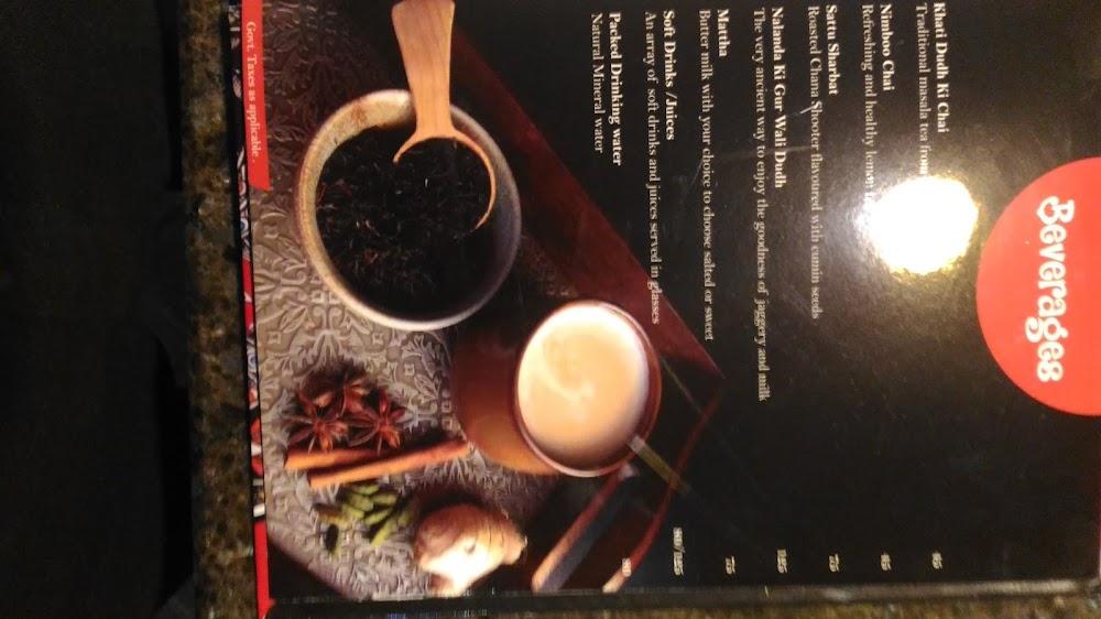 Magadh & Awadh menu 6