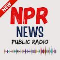 NPR News Radio icon