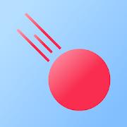 Red Ball Rolling