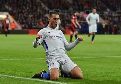 """Eden Hazard, roi du week-end en Premier League: """"La confiance revient"""""""