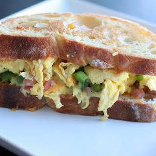The Denver Sandwich.