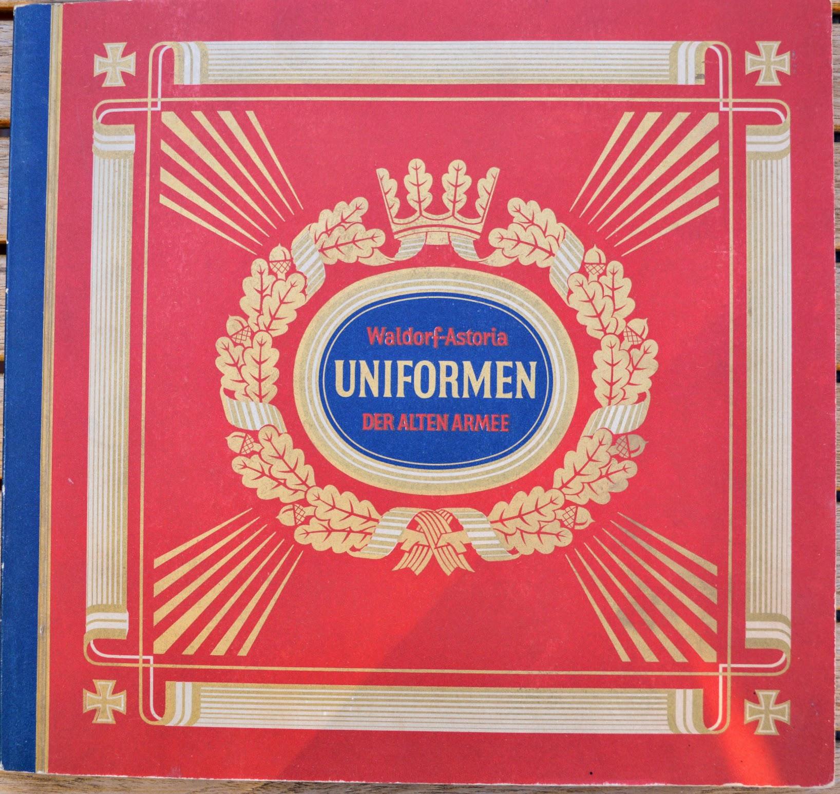 Uniformen - Sammelbilder