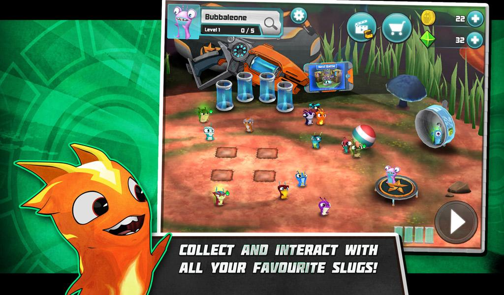 Slugterra Slug It Out 2 Android Apps On Google Play