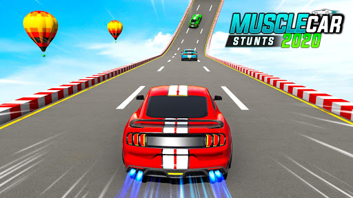 Muscle Car Stunts 2020: Mega Ramp Stunt Car Games 1.1.3 screenshots 1