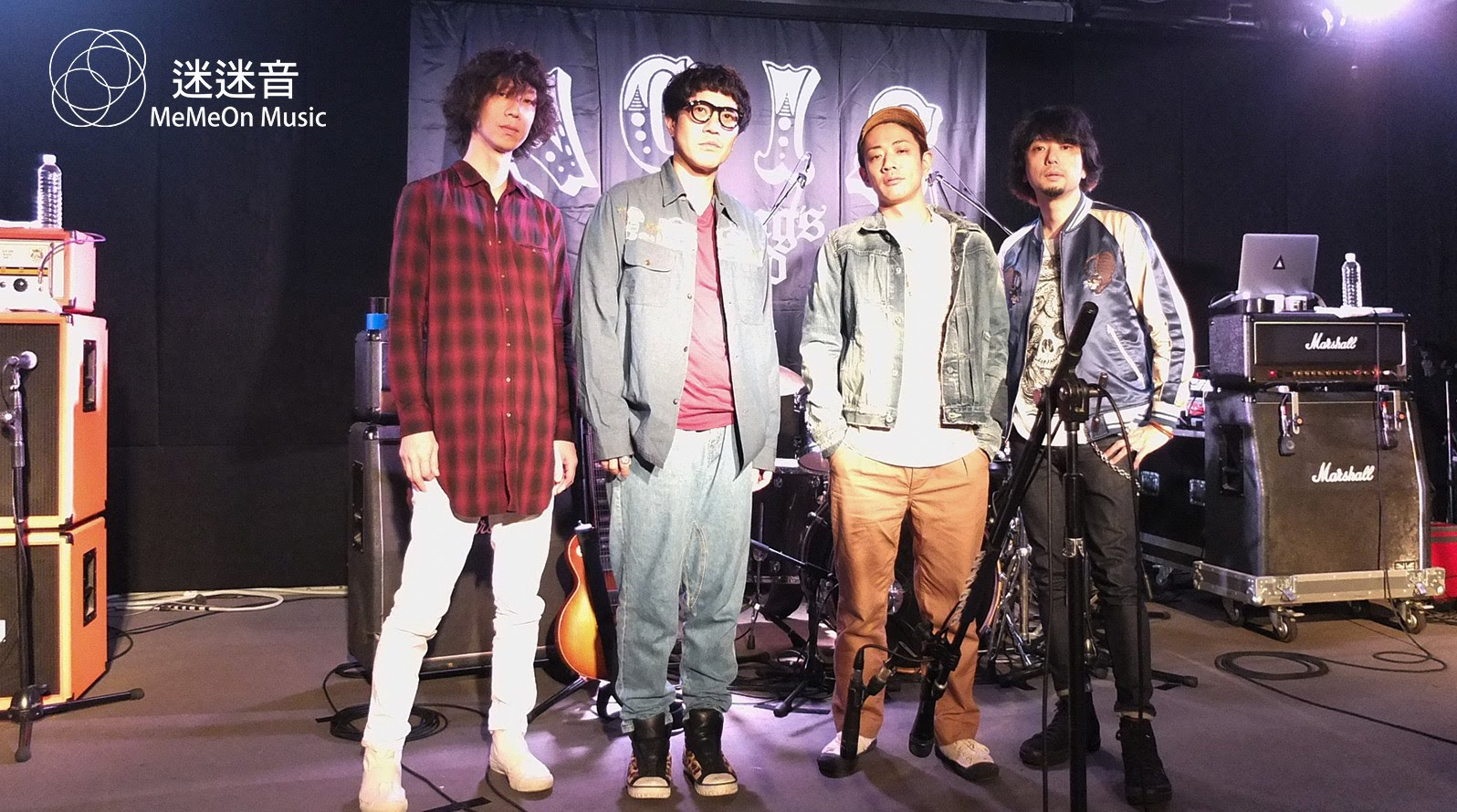 バンドやりたい人たちへ「オリジナルを追求して」って Nothing's Carved In Stoneインタビュー