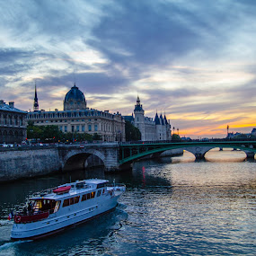 Paris by Rudy Nugroho - Travel Locations Landmarks