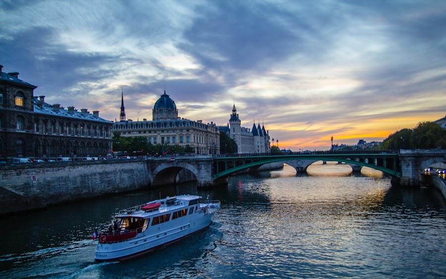 Paris by Rudy Nugroho - Travel Locations Landmarks