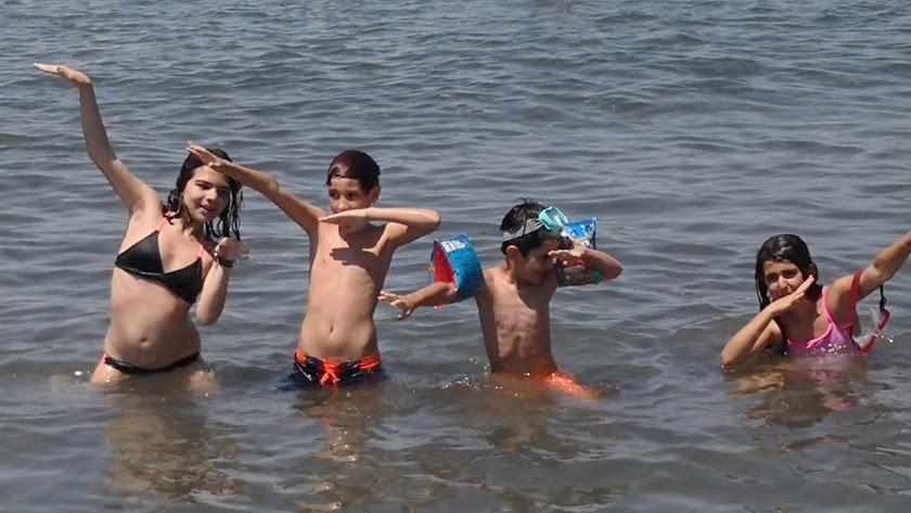 Participantes en la escuela de verano de ANDA en una imagen de archivo.