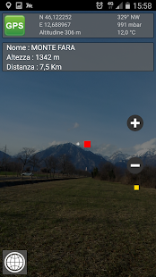 Mountain Live Explorer - ALPS- screenshot thumbnail