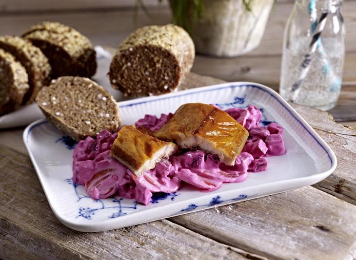 Smoked Mackerel on Beet Salad Recipe | Yummly