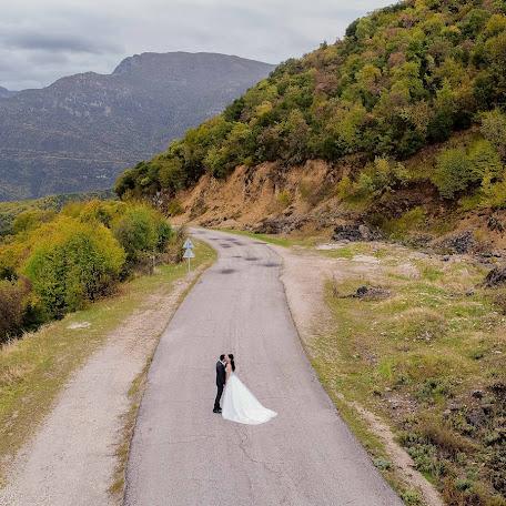 Wedding photographer Georgios Muratidis (MOURATIDIS). Photo of 07.12.2017