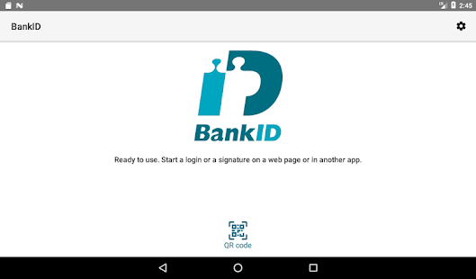 App BankID säkerhetsapp APK for Windows Phone