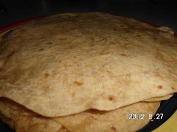 Flour Tortillas-sodium Free (low Sodium Opt) Recipe