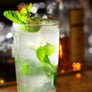 Rum With Lemon Juice.