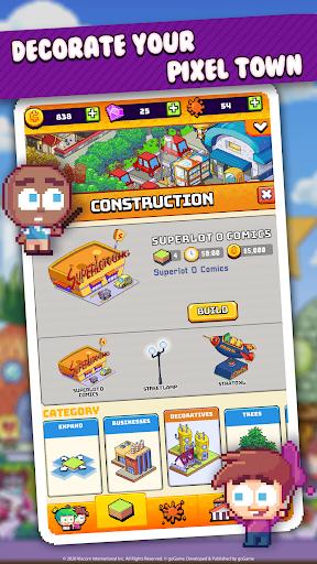 Nickelodeon Pixel Town 1.3.6 screenshots 2