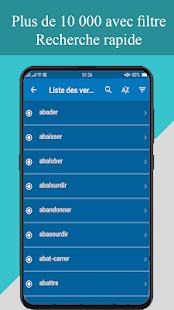 Download conjugueur-exercices conjugaison française For PC Windows and Mac apk screenshot 6
