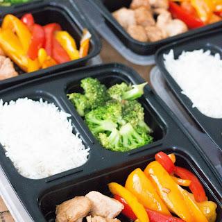 Teriyaki Chicken Meal Prep Recipe