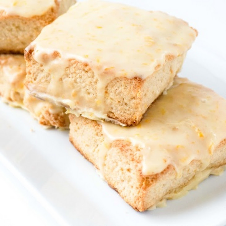 Almond Orange Scones Recipe | Yummly