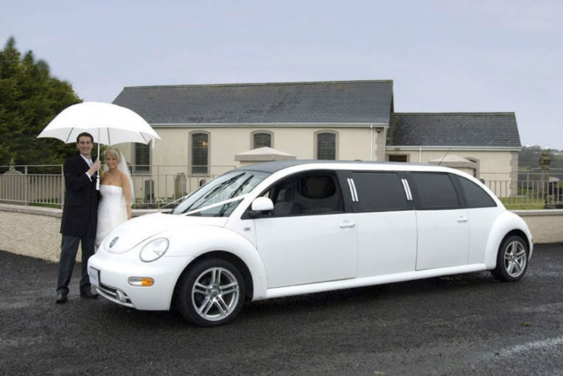 Volkswagen Beetle Limousine Hire Belfast