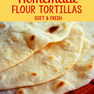 Breakfast Flour Tortillas Recipes