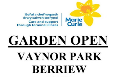 Gardens open for Marie Curie fund
