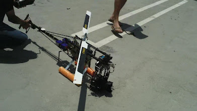 Photo: HeliCam to Capture Skytyping