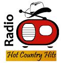 Hot Country music Radio icon
