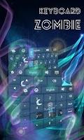 Screenshot of Zombie Keyboard