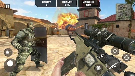Call Of Army Survival War Duty -Battleground Games 7