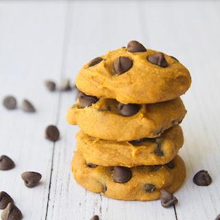 Gluten Free Chocolate Chip Pumpkin Cookies