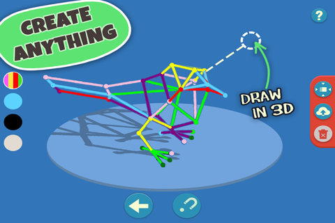 DRAW 3D JUNIOR :LEARN GEOMETRY 1.0 screenshots 2