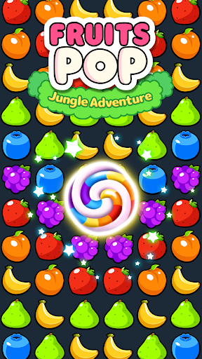 Fruits POP : Fruits Match 3 Puzzle android2mod screenshots 8