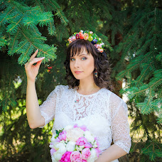 Wedding photographer Elena Smerdova (Crazylady63). Photo of 17.08.2015