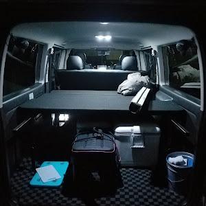 ハイエースバン  4型ディーゼルS-GL 4WDのカスタム事例画像 くしさんの2020年07月05日18:46の投稿