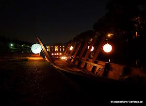 Photo: Wir laden Sie herzlich auf eine romantischen Lampionfahrt über den lauschigen Neckar ein.