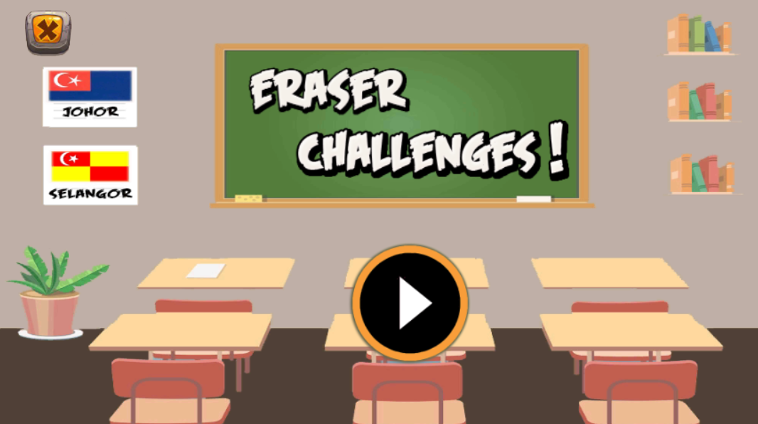 Eraser Challenges- screenshot