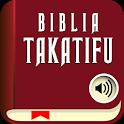 Bible in Swahili, Biblia Takatifu pamoja na sauti icon