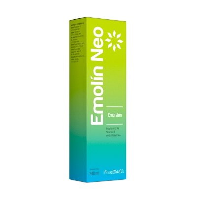 crema facial emolin neo emulsion medihealth 240gr