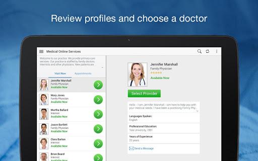 Amwell: Doctor Visits 24/7 11.1.3.003_01 screenshots 6