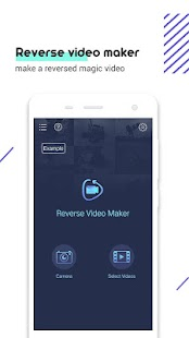 Reverse Video Maker Pro Screenshot