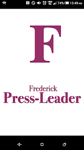 Frederick Press Leader- screenshot thumbnail