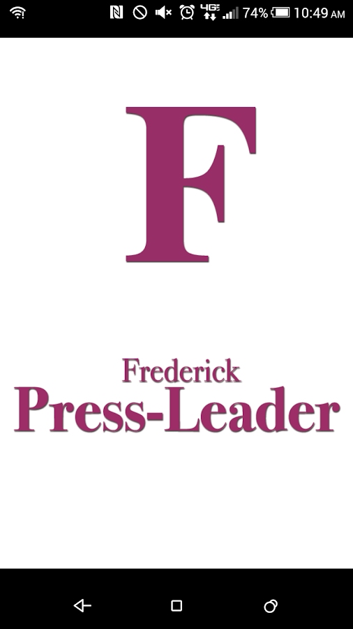 Frederick Press Leader- screenshot