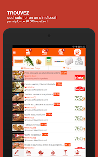 iCuisto - Le Frigo Intelligent- screenshot thumbnail