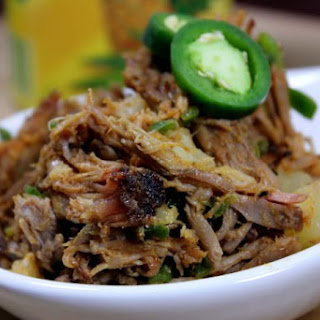 Jalapeno Pineapple Pulled Pork Recipe