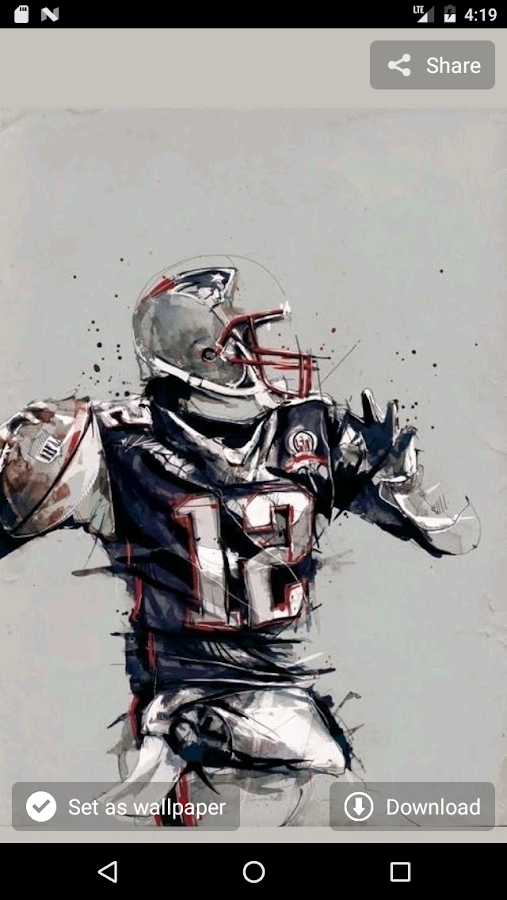 wallpapers for new england patriots fans android apps on