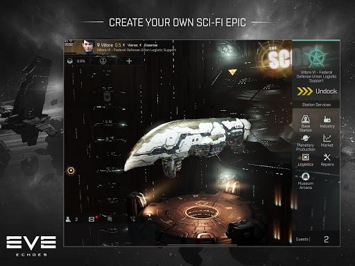 EVE Echoes 1.5.4 screenshots 14