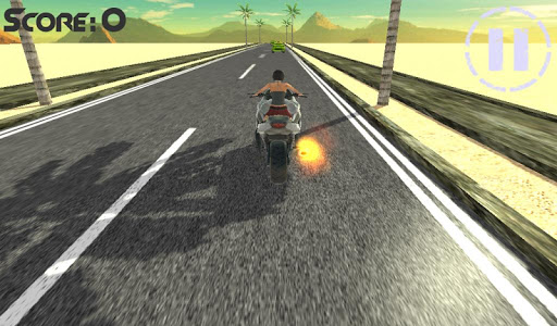 Highway Splitter - Motorcycles